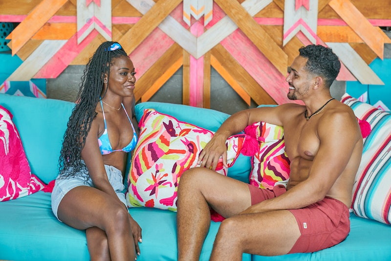 'Bachelor In Paradise' cast members, Tahzjuan Hawkins and Thomas Jacobs.