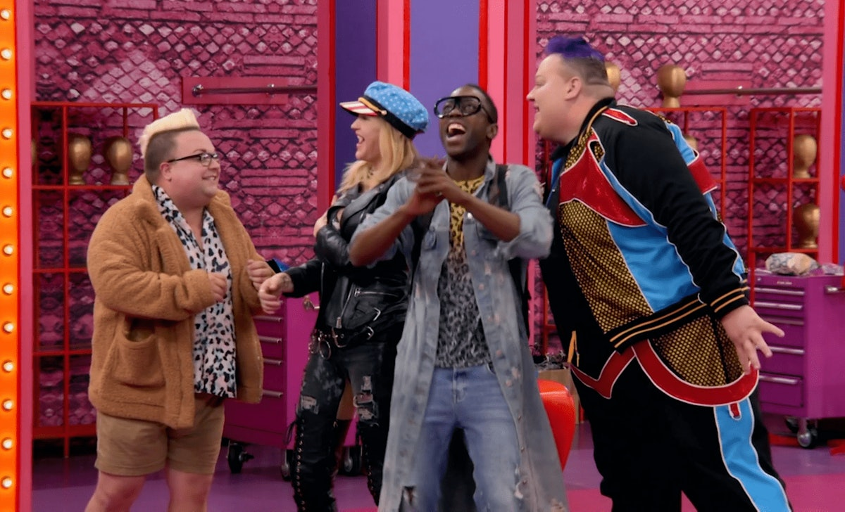 The Top 4 are surprised by Tanya Tucker in this 'RuPaul's Drag Race All Stars 6' finale clip.