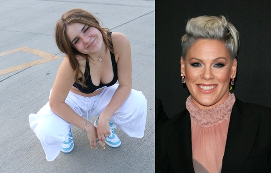 YouTuber Piper Rockelle said she's not being exploited in the wake of Pink's comments.