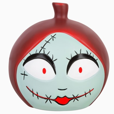 Disney 8-in Lighted The Nightmare Before Christmas Sally Pumpkin Tabletop Decoration