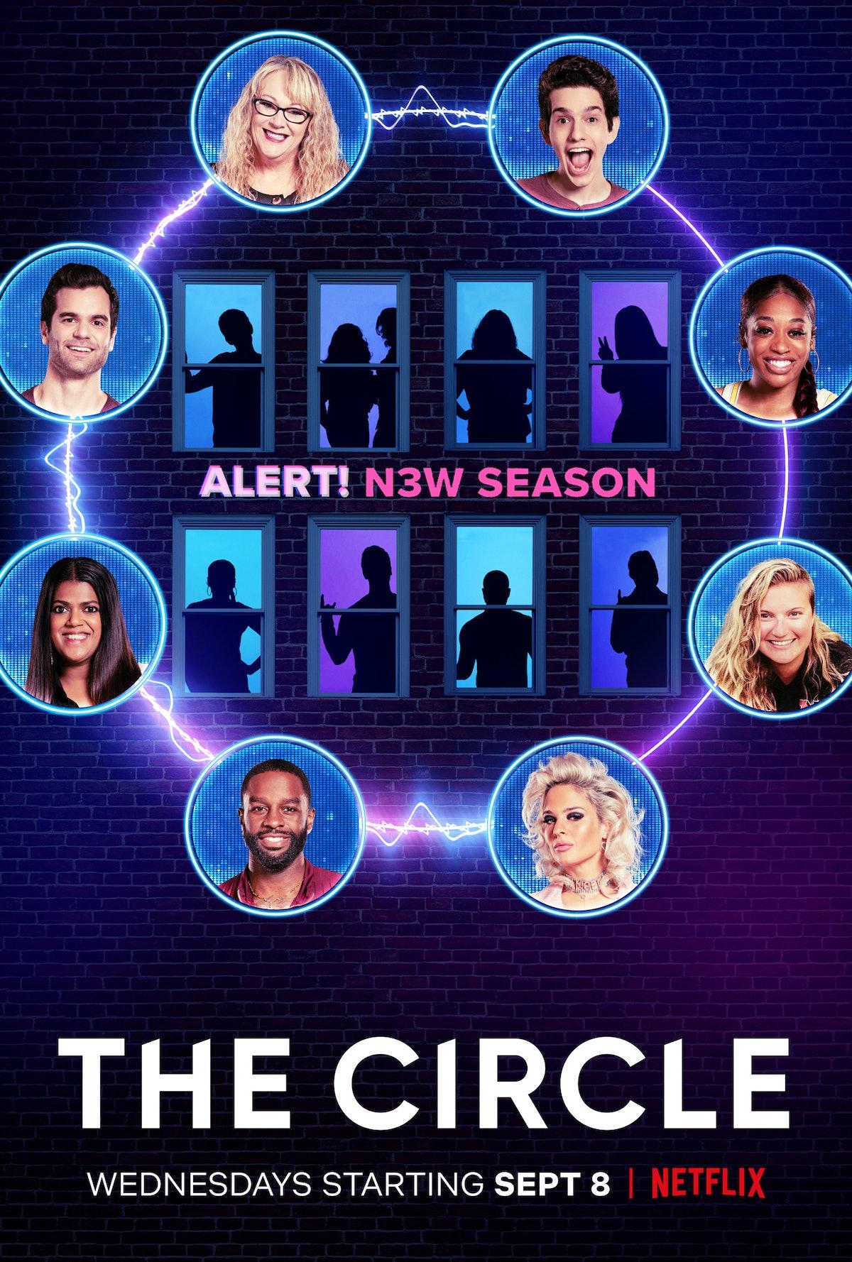 The Circle Season 3 key art