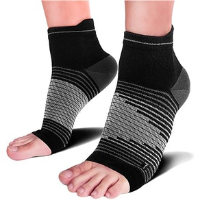 PAPLUS Compression Foot Sleeves with Arch Support