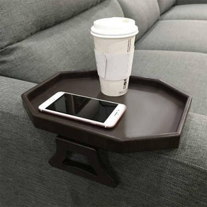 Xchouxer Sofa Arm Clip Table