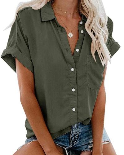 Beautife Button-Down Shirt