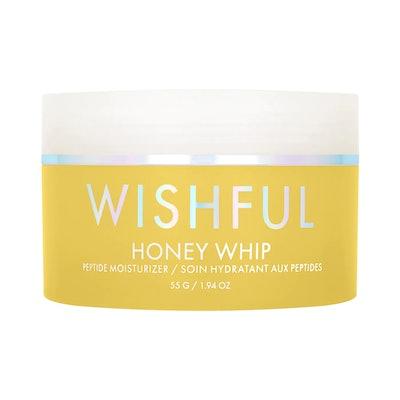 Wishful Honey Whip Peptide and Collagen Moisturizer