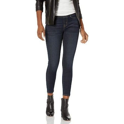 Signature by Levi Strauss & Co. Gold Brand Totally Shaping Pull-on Skinny Jeans