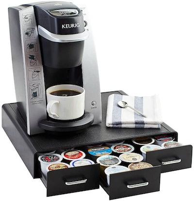 Amazon Basics Coffee Pod Storage Drawer