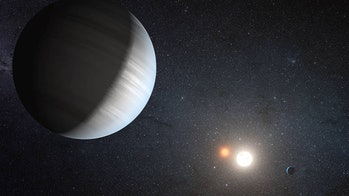 While sub-Neptunes are fairly common throughout the universe, their larger counterparts, icy giants ...