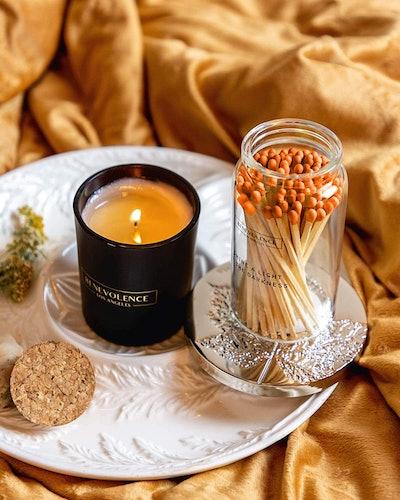 Benevolence LA Decorative Matches (80-Pack)