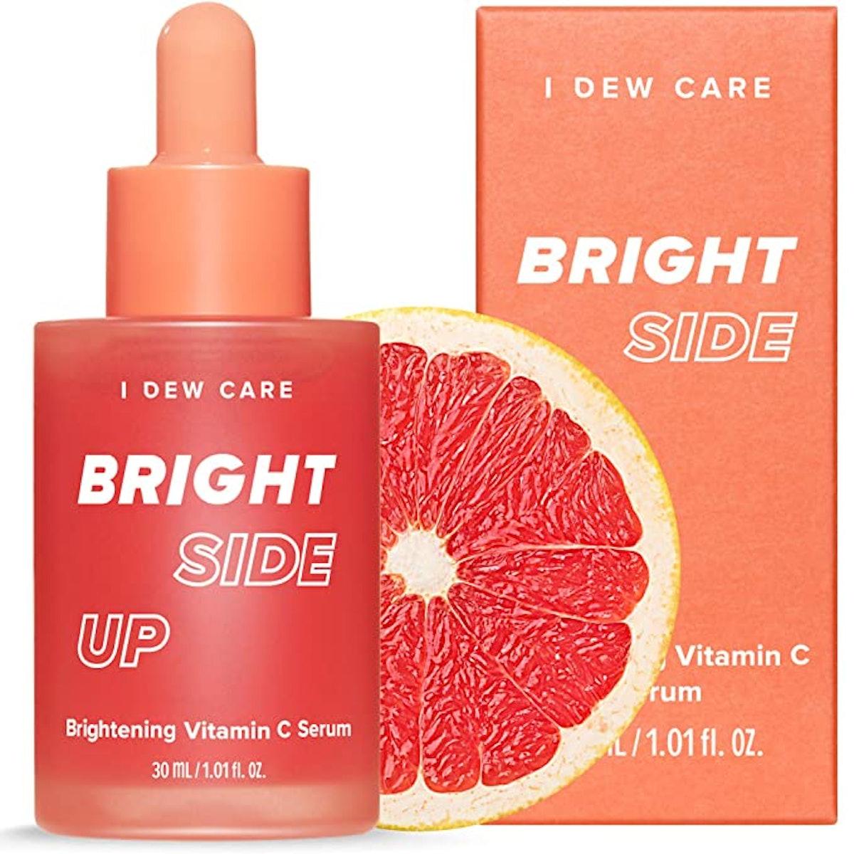 I DEW CARE Bright Side Up Brightening Vitamin C Serum with Niacinamide