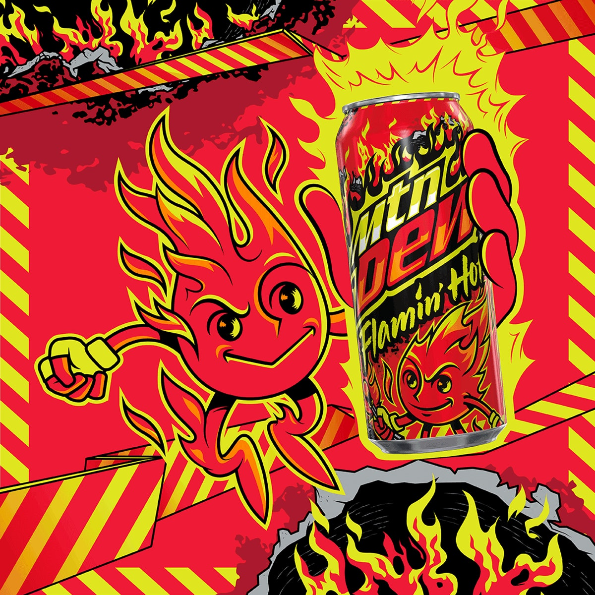 Here's what to know about if Mountain Dew Flamin' Hot will be restocked.