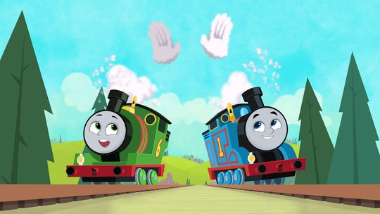 Thomas the train gears up for new adventures in Mattel's animated children's series 'Thomas & Friend...