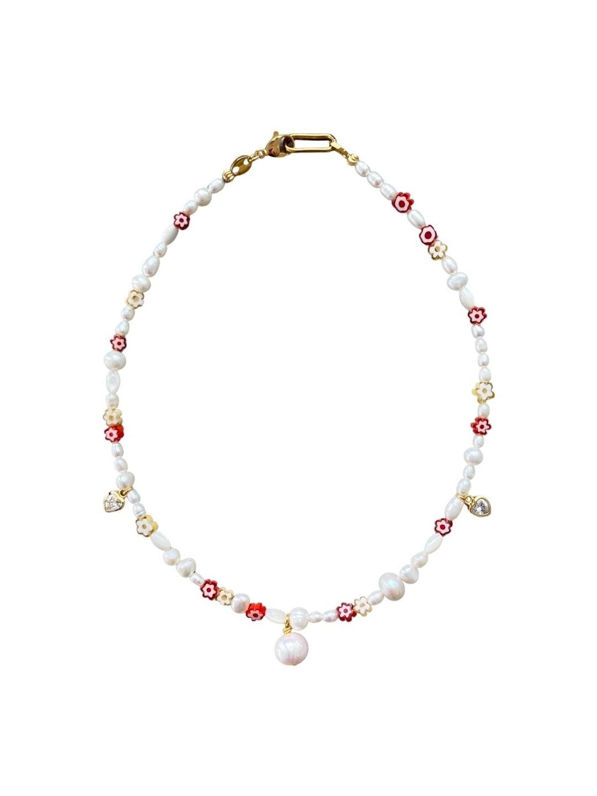 Notte Boboli Pearly Necklace