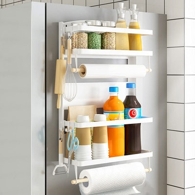 Topotter Magnetic Spice Rack