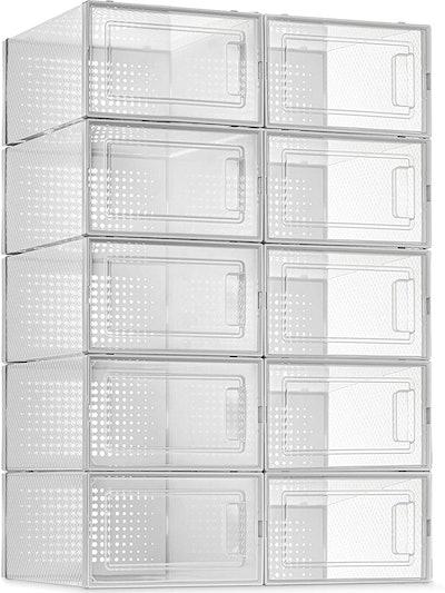 Seseno Shoe Storage Boxes