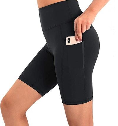Promover High Waist Biker Shorts