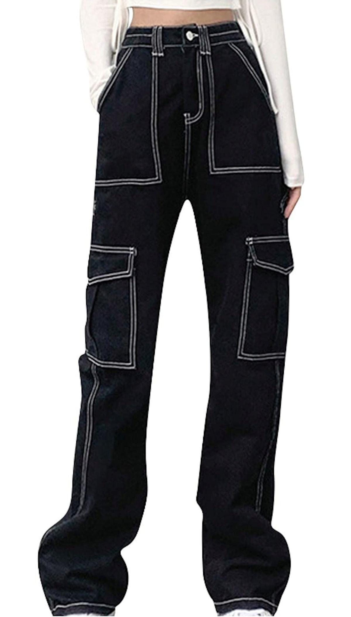 MASZONE's Y2K Jeans.