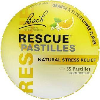 Bach Rescue Pastilles Stress Relief Lozenges (35 Count)