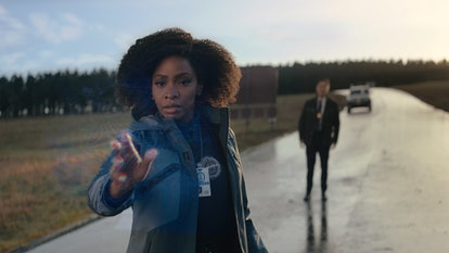 Monica Rambeau is an Avenger in the Marvel Comics and (soon) in the MCU. Photo via Marvel Studios