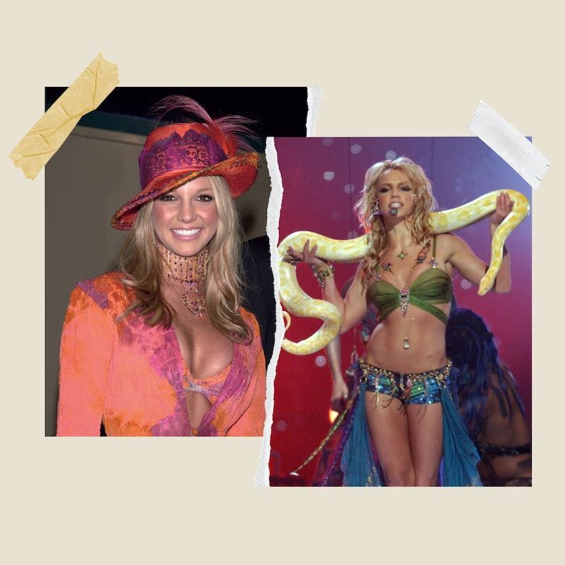13 Britney Spears Halloween Costume Ideas