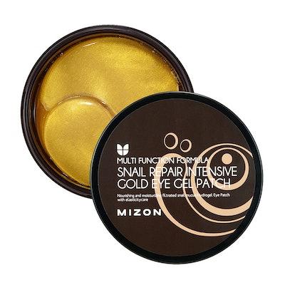 MIZON Under Eye Collagen Eye Masks with 24K Gold and Snail (30-Pairs)