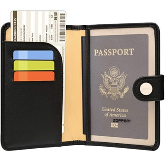 Zoppen Passport Holder Cover Wallet