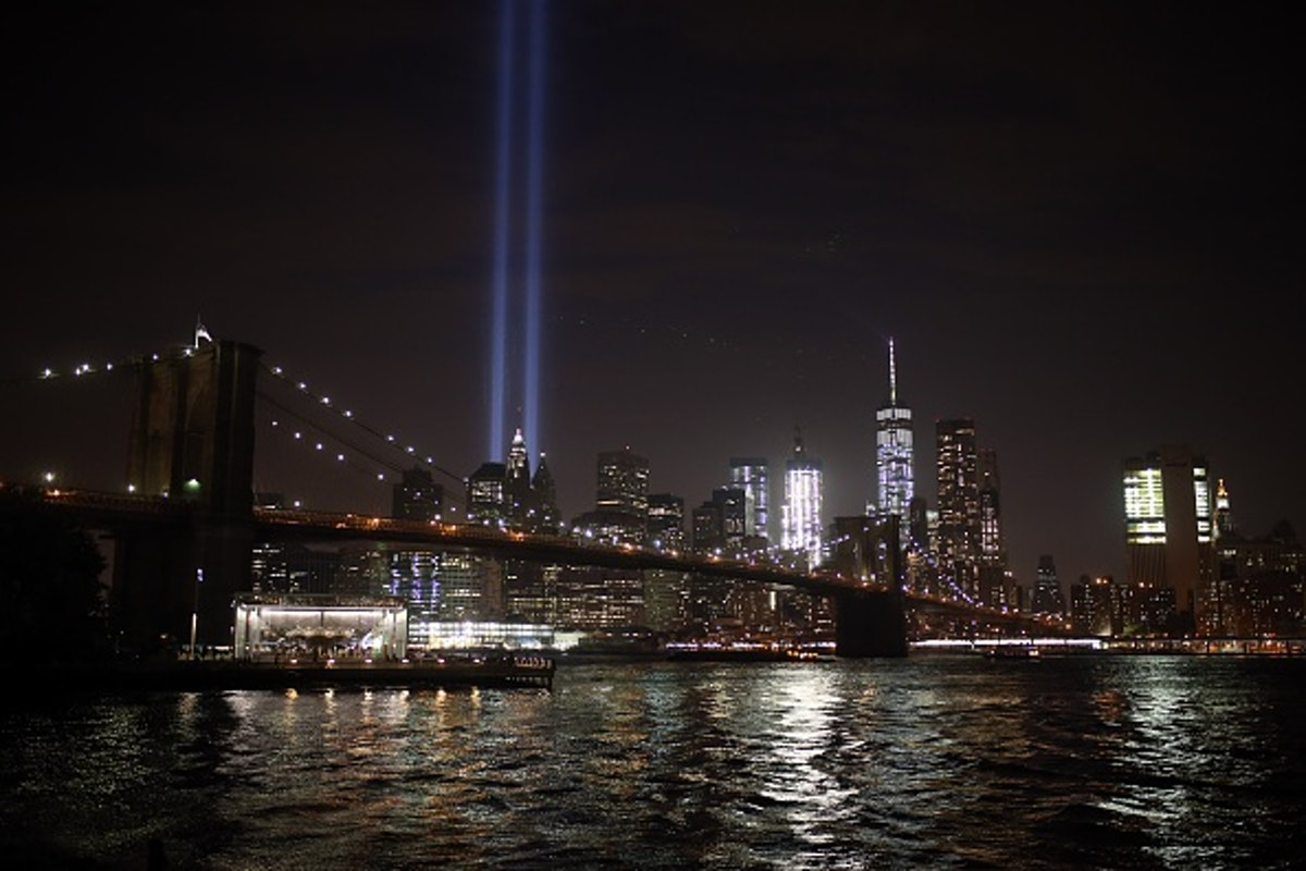 Remembering 9/11 on the 20th anniversary.