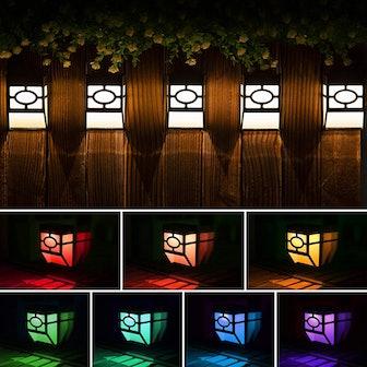 Solpex Solar Outdoor Lights