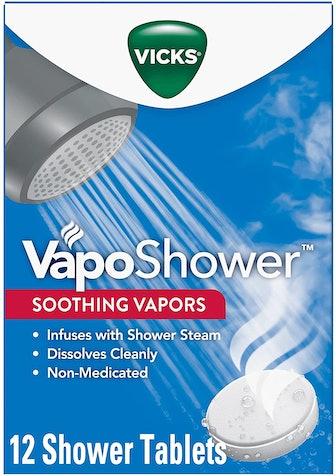Vicks VapoShower Shower Steamers (12 Count)