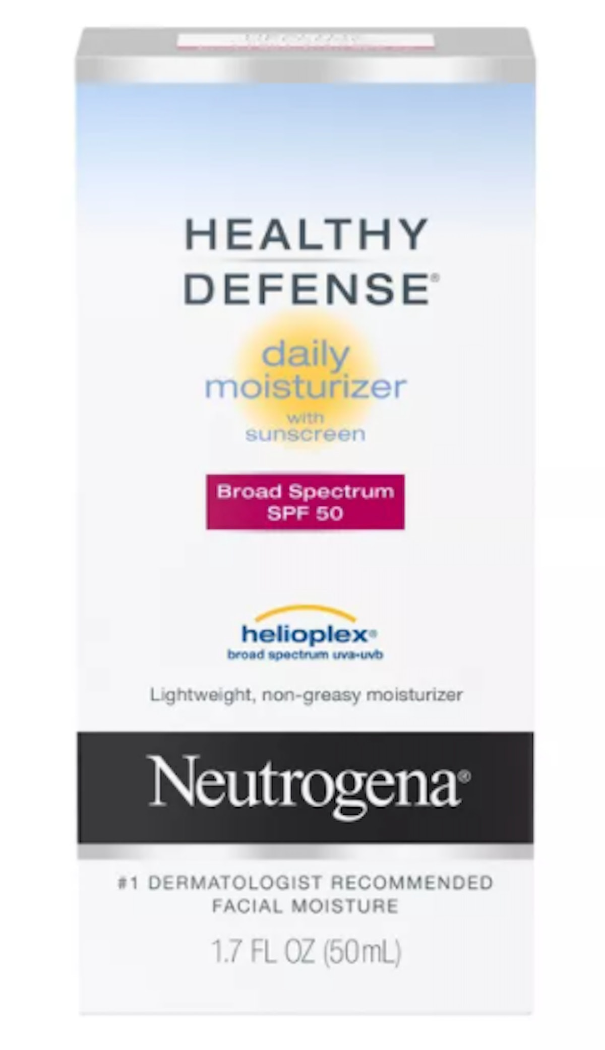 Healthy Defense Daily Face Moisturizer