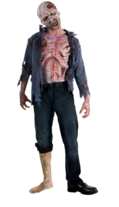 Walking dead zombie costume