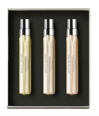 Molton Brown Floral & Spicy Fragrance Discovery Set