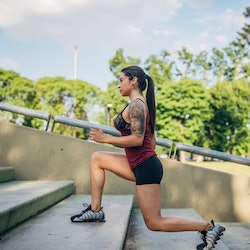 The best glute exercises for runners.