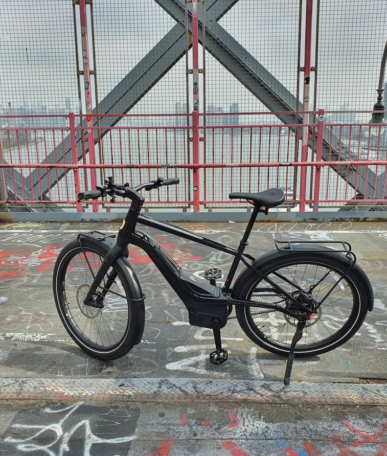 Serial 1 RUSH/CTY e-bike review Harley-Davidson transport mobility