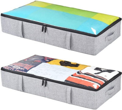 storageLAB  Under Bed Storage Bins (2-Pack)