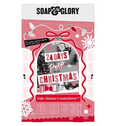 Soap & Glory 24 Days To Prep Into Christmas Advent Calendar