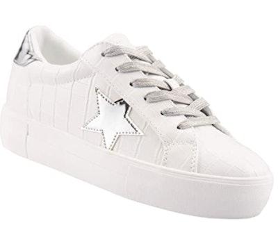 Carcuume Fashion Platform Sneakers