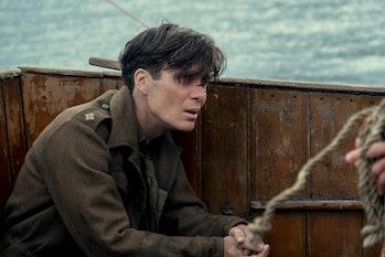 Cillian Murphy in Christopher Nolan's Dunkirk