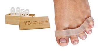 YOGABODY Toe Spreaders (4 Count)