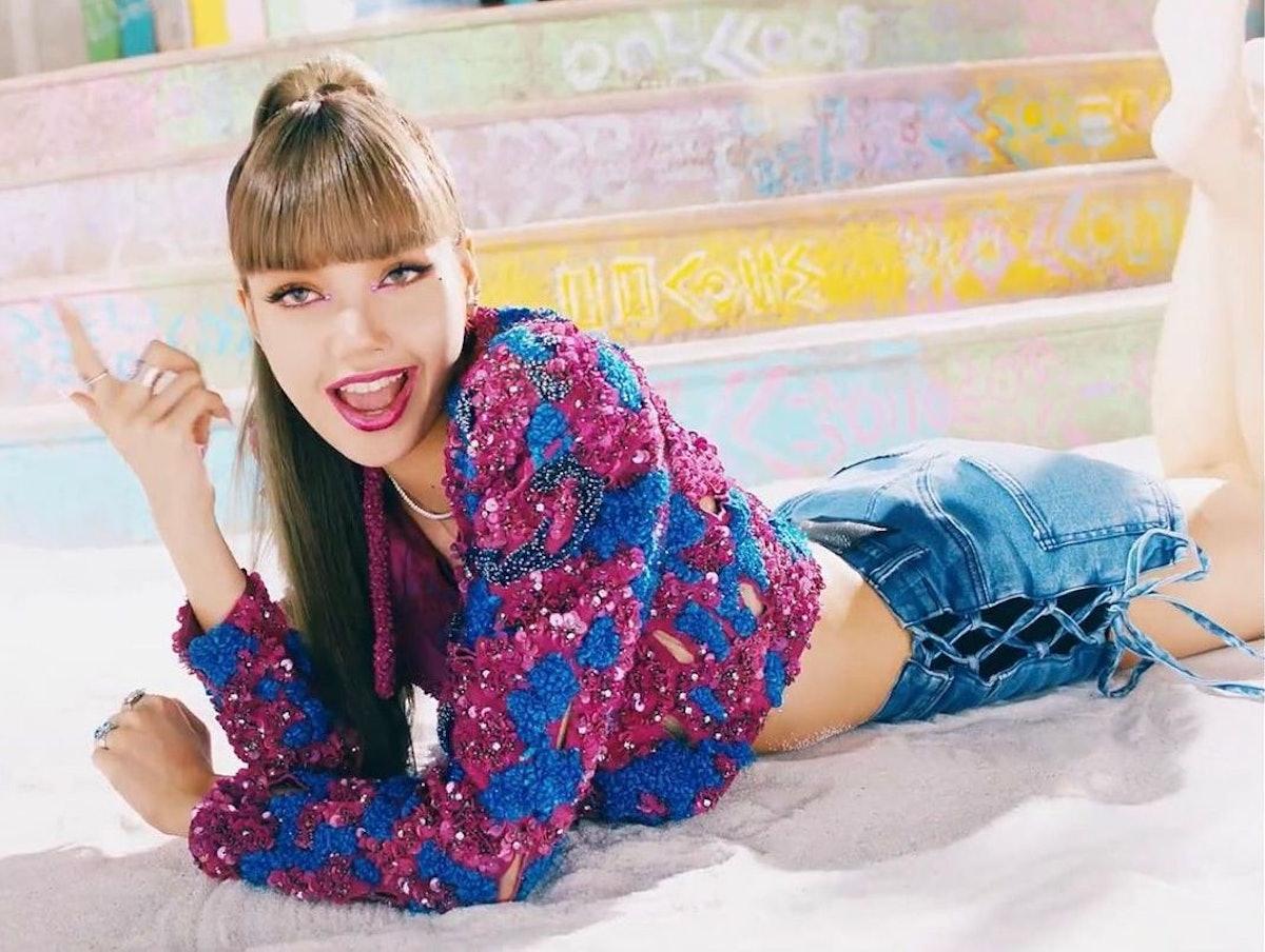 Lisa music video Lalisa