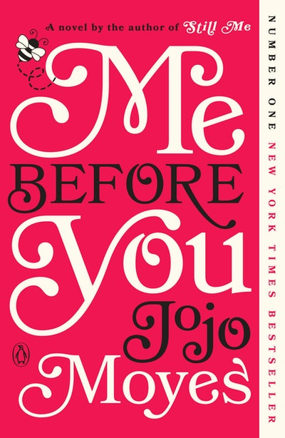 'Me Before You' by Jojo Moyes