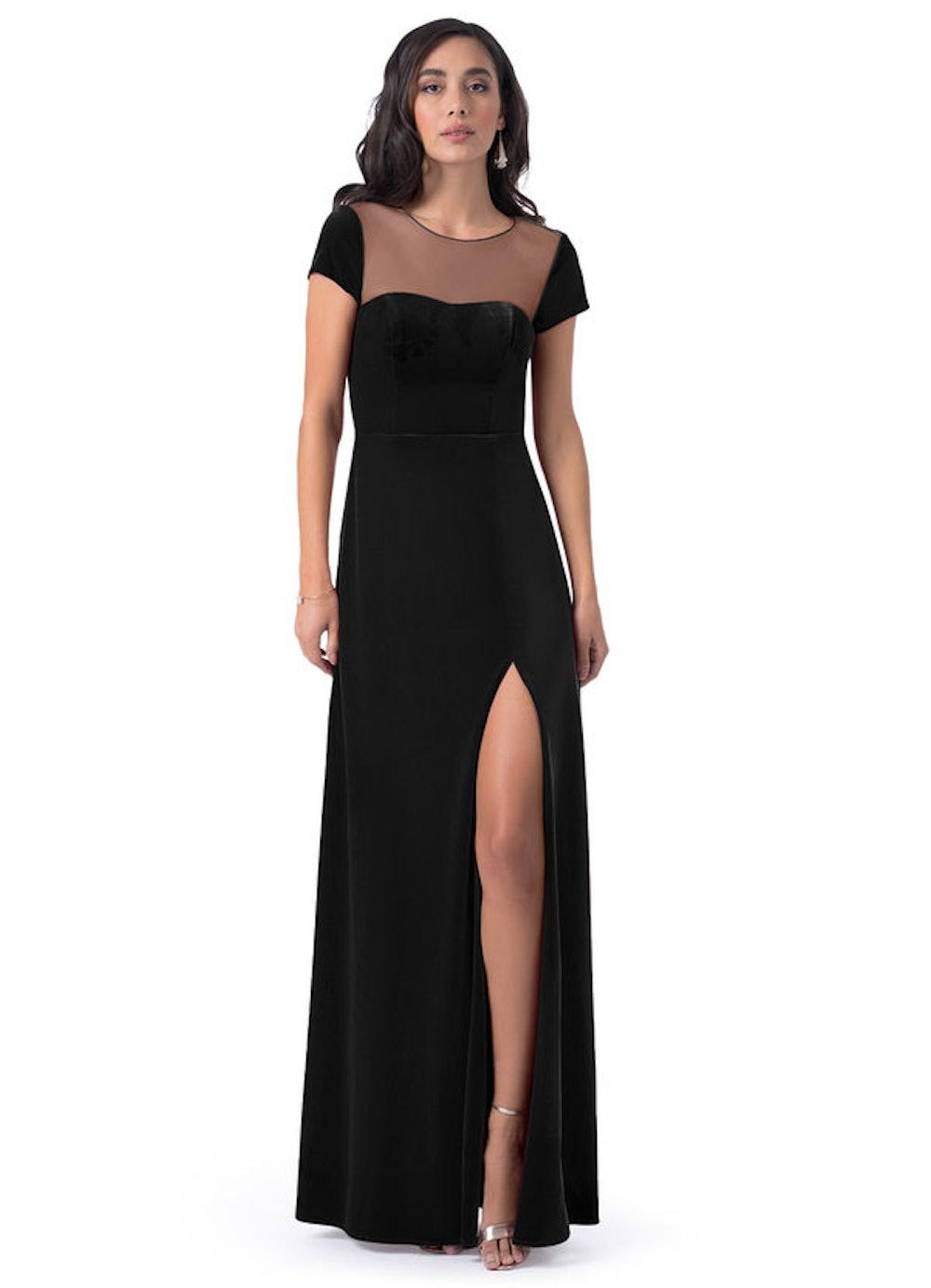 Thelma Velvet Dress