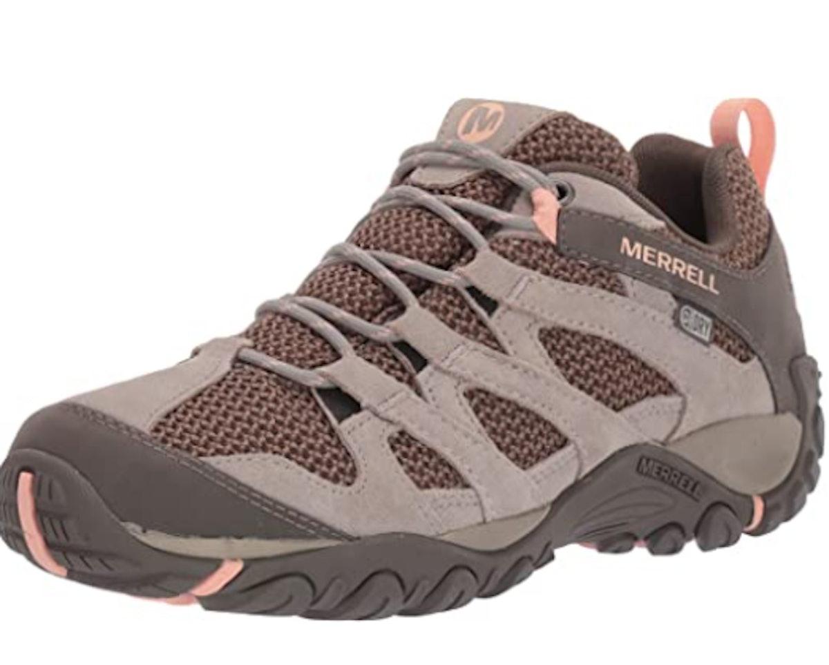 Merrell Alverstone Waterproof Hiking Shoe