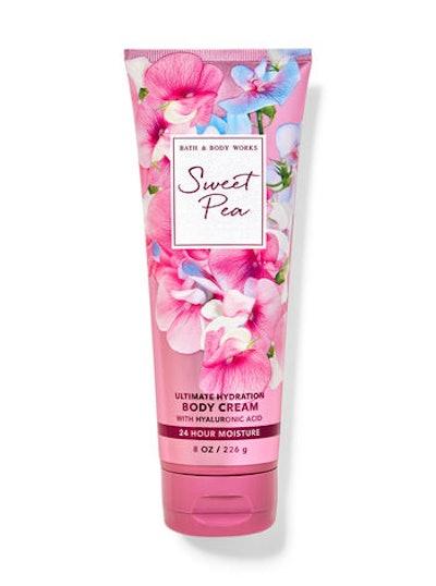 Sweet Pea Ultimate Hydration Body Cream