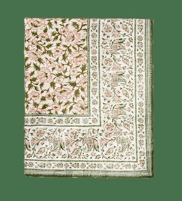 Boho Vine Tablecloth