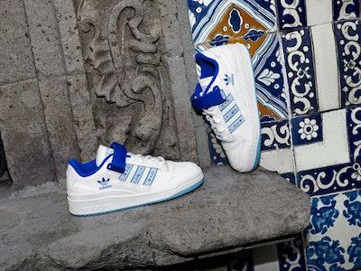 "Adidas ""Mexico City"" Forum Low sneaker"