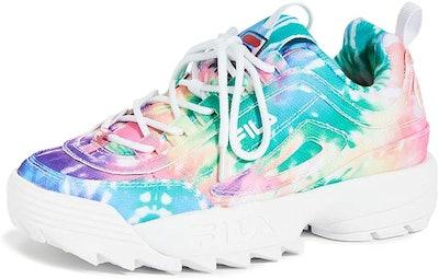 Fila Disruptor 2 Tie Dye Sneaker