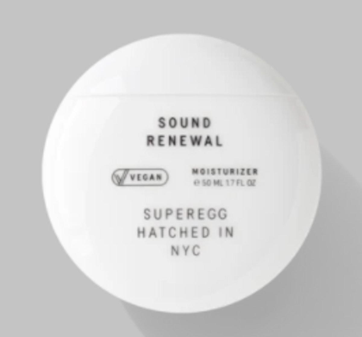 Sound Renewal Moisturizer