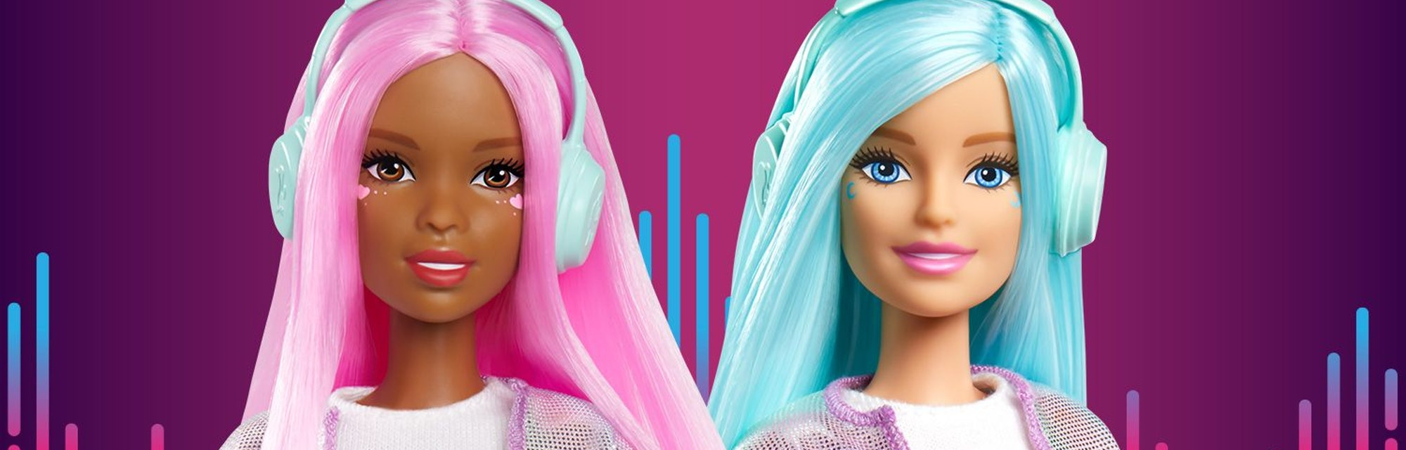 Barbie Career of the Year doll is Music Producer Barbie.