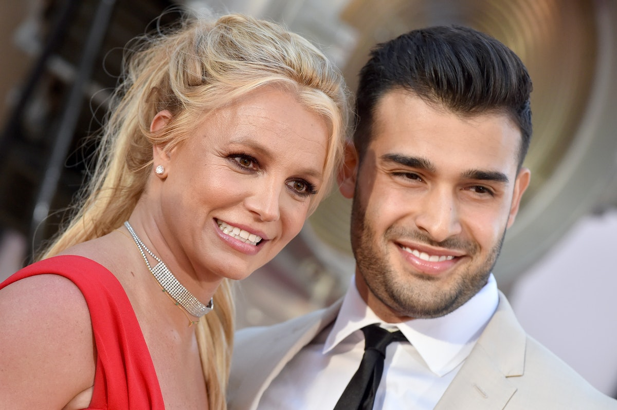 Britney Spears Engaged Sam Asghari